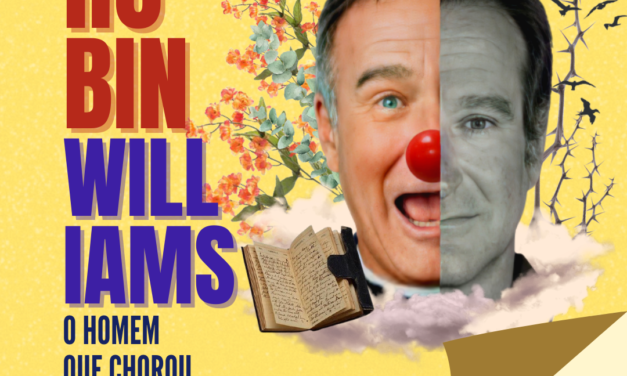 T1-2. Robin Williams – O Homem que Chorou de Tanto Rir